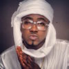 Ice Prince shows off his new whip (photo)