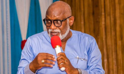 COVID-19: Akeredolu orders fumigation of markets, motor parks in Ondo state