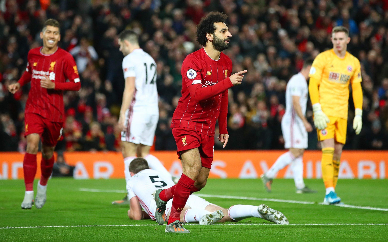 Liverpool unbeaten