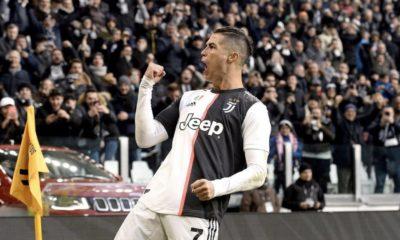 Ronaldo's hat trick