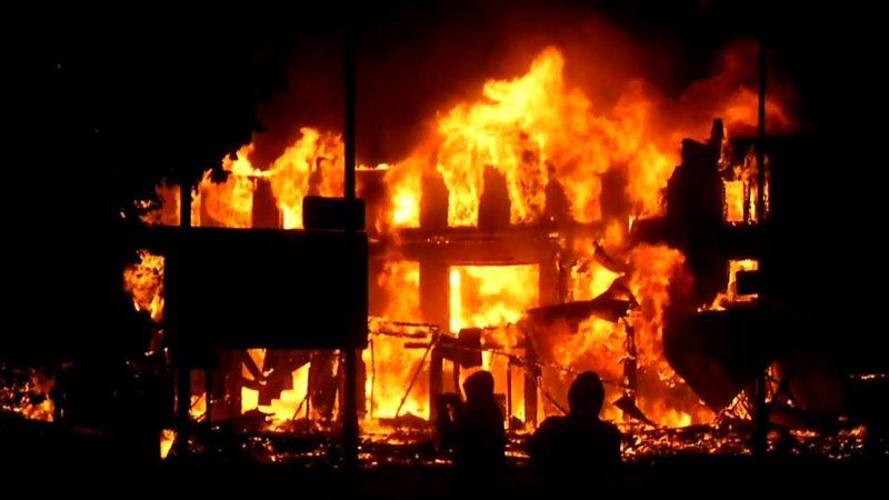 Ilesha market Anambra fire