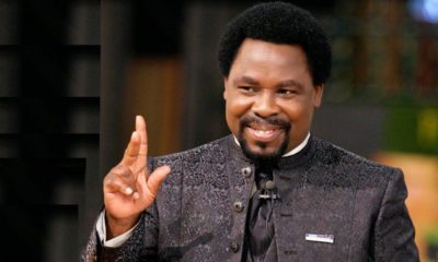 Covid-19: TB Joshua speaks God's mind after the pandemic