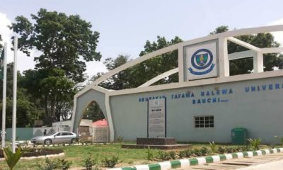 Abubakar Tafawa Balewa University Teaching Hospital