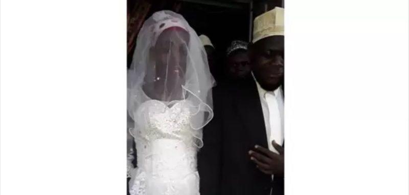 Imam marries man