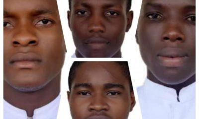 Kidnapped Seminarians