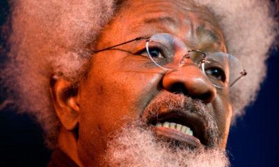 Soyinka postpones book presentation indefinitely over coronavirus