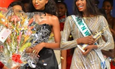 Nigeria beauty queen