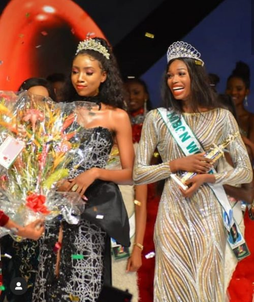 Nigeria beauty queen