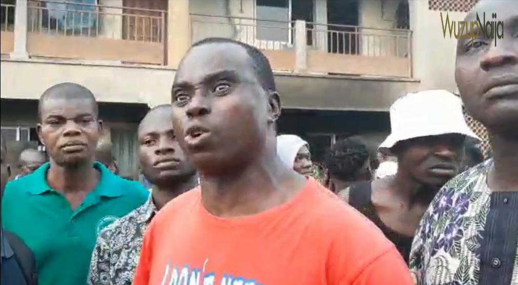 Abule Egba explosion