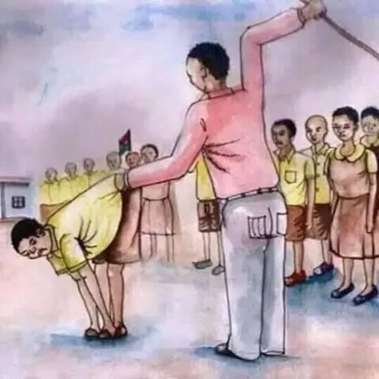 lecturer beats student