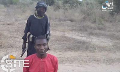 Boko Haram execute