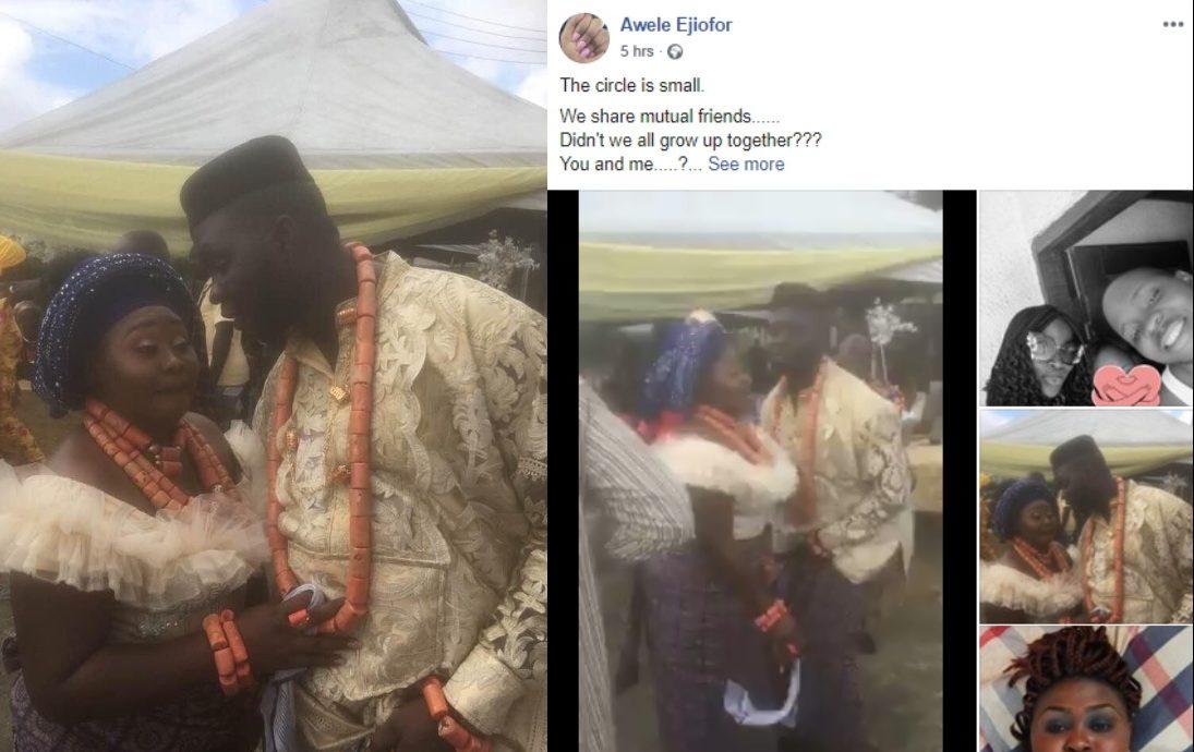 Man travelling to Borno