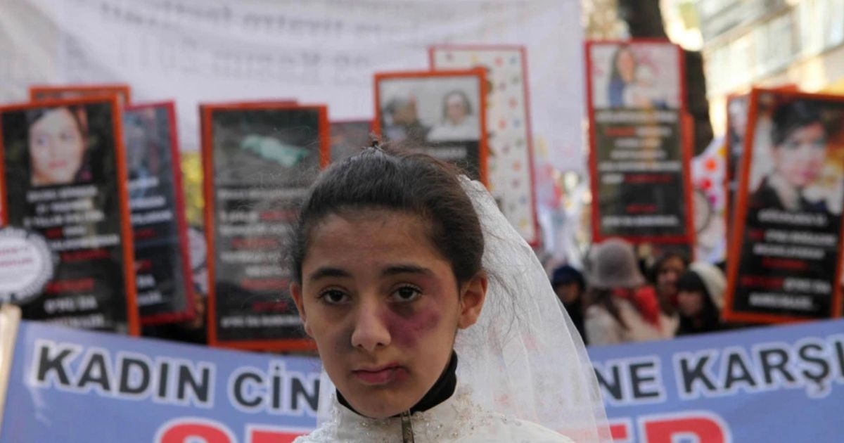 Turkey rapist bill