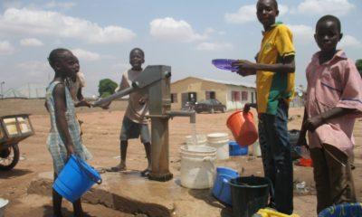 Enugu water