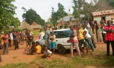 Fulani, Tiv clash
