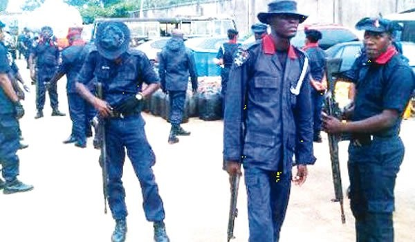 Kogi: Four NSCDC officers kidnapped