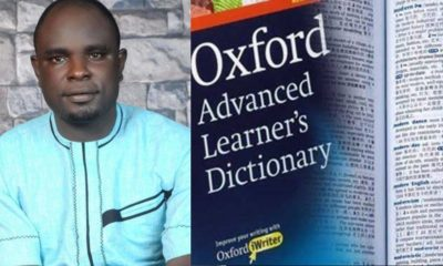 Nigerian English Oxford dictionary