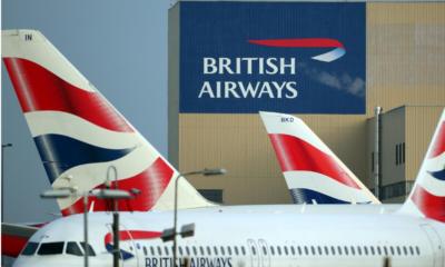 Coronavirus British Airways