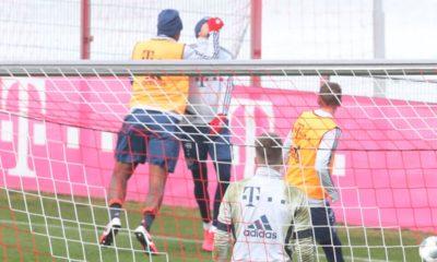 Boateng Bayern teammate