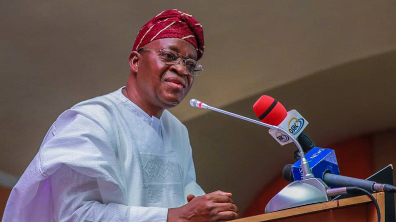 Osun extends lockdown by three days, to begin dusk to dawn curfew from Monday