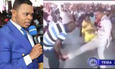Ghanaian pastor