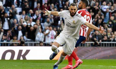 Madrid Benzema's goal