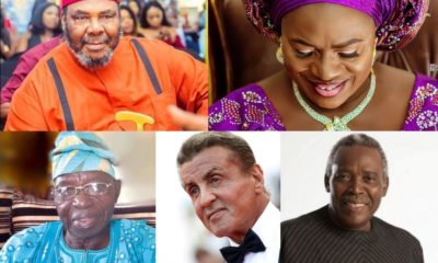 Nollywood actors in 70