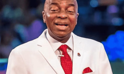 COVID-19: Bishop Oyedepo donates ambulances, test Kits, food, to Lagos and Ogun state