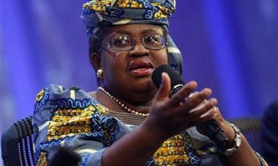 WTO DG election: Egypt rejects Okonjo-Iweala's nomination