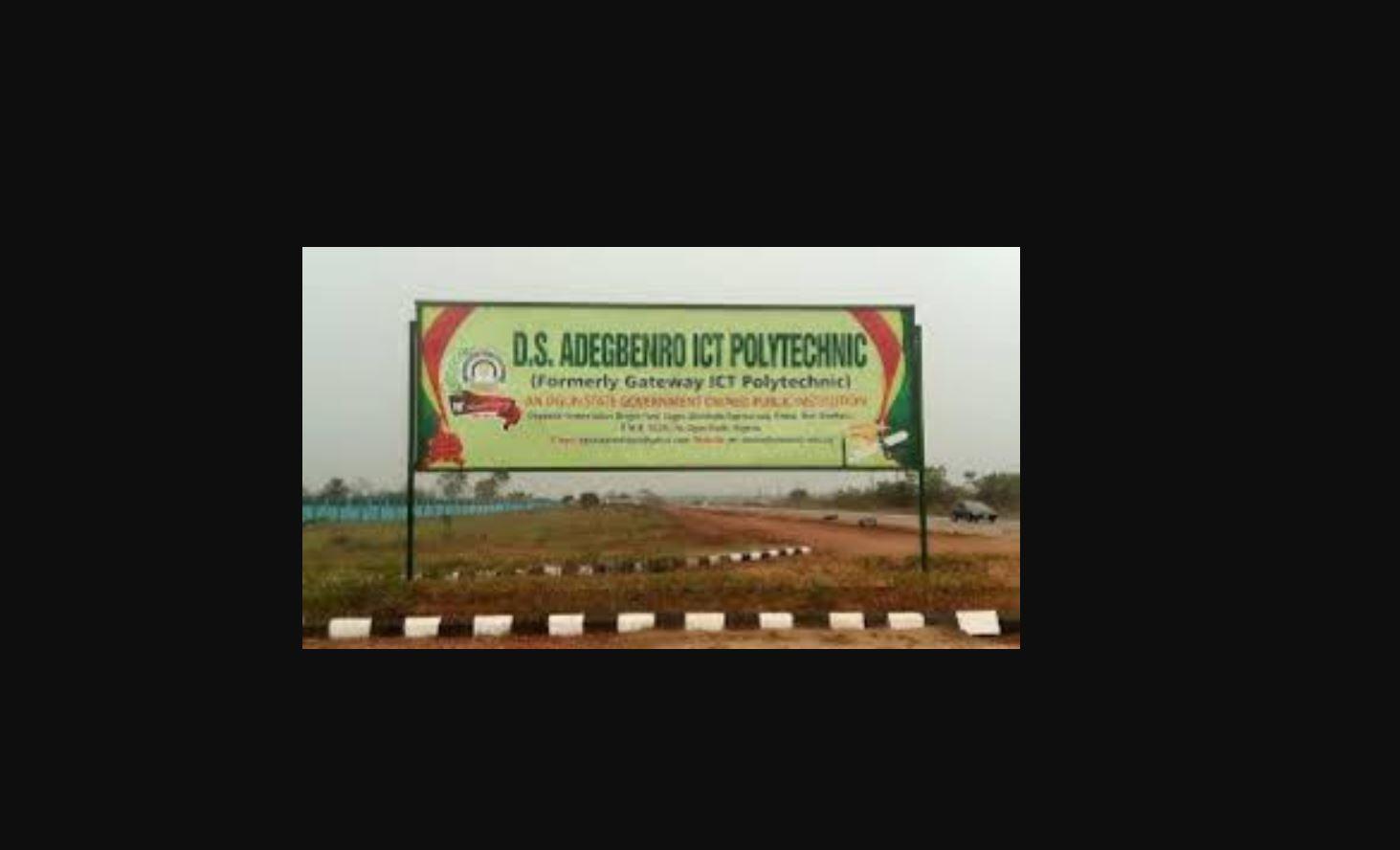 D,S Adegbenro ICT