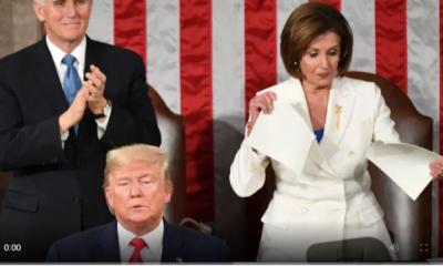 Pelosi Trump's speech