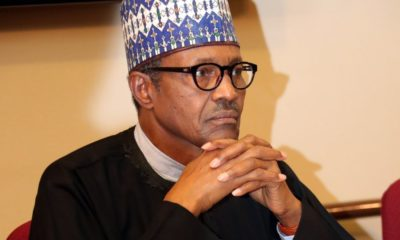 Buhari sympathises with Fintiri over mother's death
