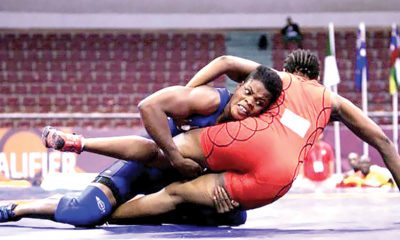 Nigerian wrestling