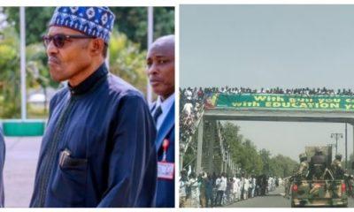 Buhari-Booed