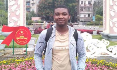 Nigerian students Wuhan