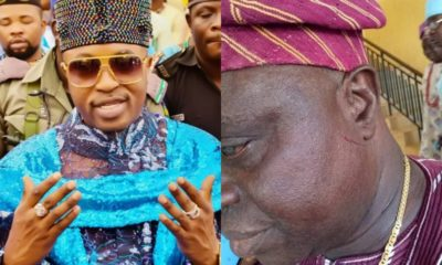 Image result for BREAKING: Oluwo of Iwoland, Oba Abdulrasheed Akanbi suspended for six months