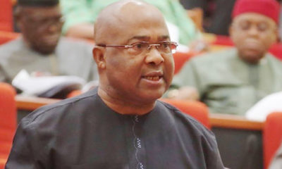 I was not attacked by Ohaji/Egbema youths, says Uzodinma