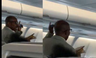 Plane preacher