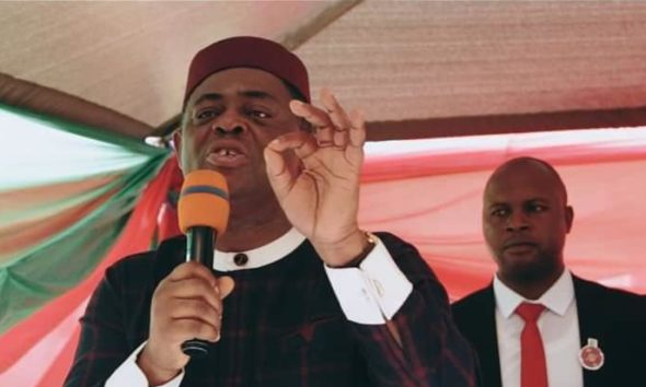 Buhari has only plunged Nigeria into darkness, death and destruction, Fani-Kayode says