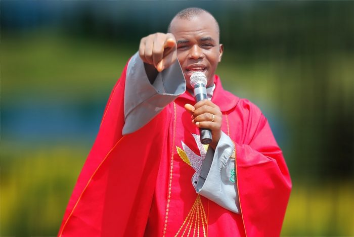 Father Mbaka releases prophecy amid coronavirus pandemic