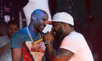 Mayweather 50 Cent