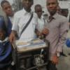 Nigerian student builds power generator