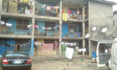 Reps decry decay in Lagos military, police, others' barracks