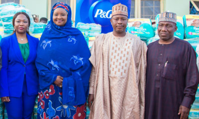 Procter and Gamble partners with Kebbi government's program on infant immortality