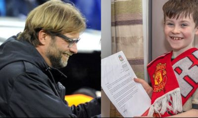 Klopp United fan