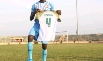 Ogun footballer