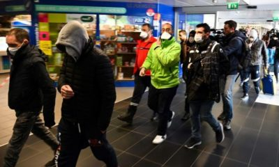 Coronavirus scare: Bus passengers from Italy blocked in France