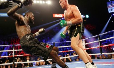 I will rise again, Wilder says as he vows to reclaim his title after Tyson Fury defeat