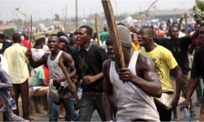 Benue/Ebonyi land disputes: Hundreds of people flee Agila as Ngbo people launch attack