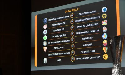 Europa League round of 16